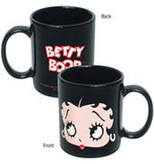 Betty Boop - Big Face 11 oz. Ceramic Mug