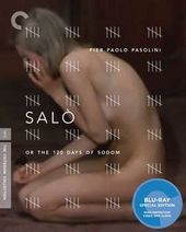 Salo, Or The 120 Days of Sodom (Blu-ray)