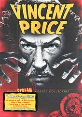 Vincent Price - MGM Scream Legends Collection