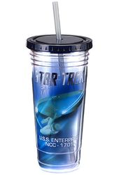 Star Trek - 24 oz. Acrylic Travel Cup
