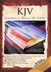 The Complete KJV Bible On DVD (3-DVD Deluxe