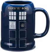 Doctor Who 20 oz. Ceramic Stein
