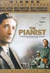 The Pianist (Widescreen)