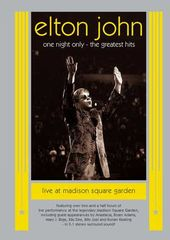Elton John - One Night Only: The Greatest Hits