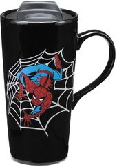 Marvel Comics - Spider-Man - 20 oz. Heat Reactive