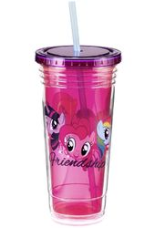 My Little Pony 24 oz. Acrylic Travel Cup