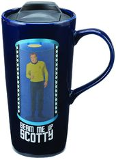 "Star Trek ""Beam Me Up Scotty"" 20 oz. Heat"