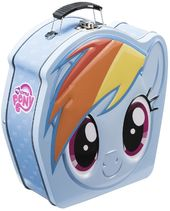 My Little Pony Shaped Tin Tote