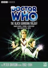 Doctor Who - #125-#127: Black Guardian Trilogy