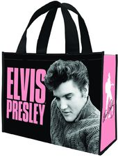 Elvis Presley - Large Recycled Shopper Tote