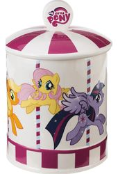 My Little Pony - Carousel - Ceramic Cookie Jar