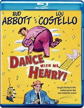 Abbott & Costello - Dance with Me, Henry (Blu-ray)