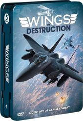 Aviation - Wings of Destruction [Tin] (5-DVD)
