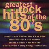 Greatest Rock Hits 80's
