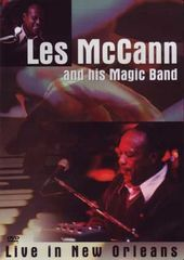 Les McCann & His Magic Band - Live In New Orleans