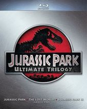 Jurassic Park Ultimate Trilogy (Blu-ray)