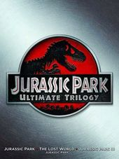 Jurassic Park Ultimate Trilogy (5-DVD)
