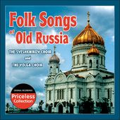 Folk Songs of Old Russia