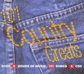 101 Country and Western Greats (4-CD)