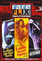 Rare Flix Triple Feature, Volume 3 (The Ninja