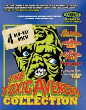 The Toxic Avenger Collection (Blu-ray)