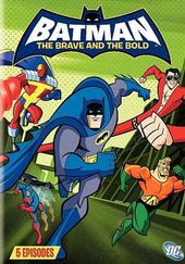Batman: Brave and the Bold - Volume 3