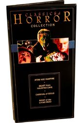 Classics of Horror Collection (Atom Age Vampire /