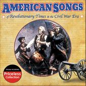 American Songs of The Revolution & Civil War Era
