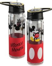 Disney - Mickey Mouse 18 oz. Tritan Water Bottle