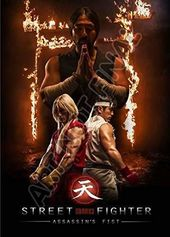 Street Fighter - Assassin's Fist (Blu-ray)