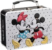 Disney - Mickey & Minnie Mouse - Large Tin Tote