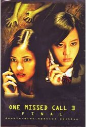 One Missed Call 3 (2-DVD)
