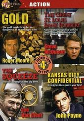 Gold / The Great St. Louis Bank Robbery / The