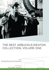 The Best Arbuckle/Keaton Collection, Volume 1
