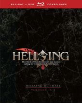 Hellsing Ultimate - Volume 9 & 10 (Blu-ray)