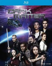Dark Matter - Season 2 (Blu-ray)