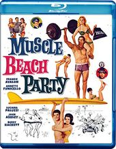 Muscle Beach Party (Blu-ray)