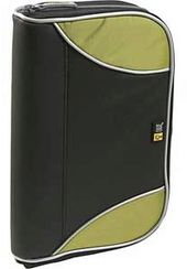 Case Logic Lime 72-CD Nylon Sport Media Wallet