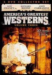 The Great American Western Collector's Set,