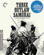 Three Outlaw Samurai (Blu-ray, Criterion