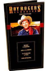 Roy Rogers Classics Collection (Bad Men of