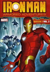 Iron Man: Armored Adventures - Season 2 - Volume 2