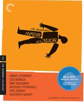 Anatomy of a Murder (Blu-ray, Criterion