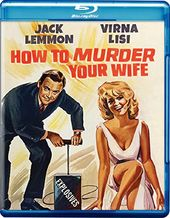 How to Murder Your Wife (Blu-ray)