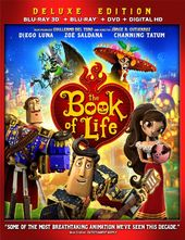 The Book of Life 3D (Blu-ray + DVD)