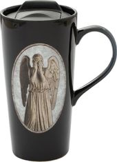 Doctor Who - Weeping Angel 20 oz. Heat Reactive