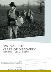 D.W. Griffith: Years of Discovery, Volume 1