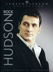 Rock Hudson - Screen Legend Franchise Collection
