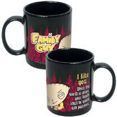 Family Guy - Stewie - I Like You - 11 oz. Ceramic