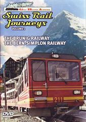 Trains - Swiss Train Journeys, Volume 1 (Brunig